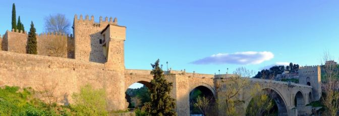 Toledo: Puente San Martín