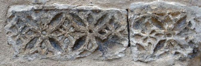 Toledo: Friso de época visigoda