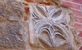 Toledo: Relieve visigodo en el callejón de San Ginés
