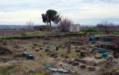 Villa romana de El Saucedo. Estado de las excavaciones
