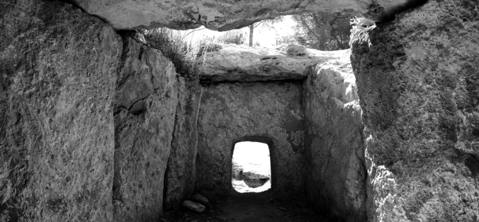 Interior dolmen