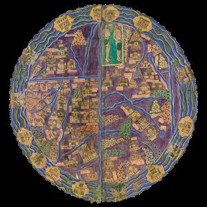 Mapamundi medieval